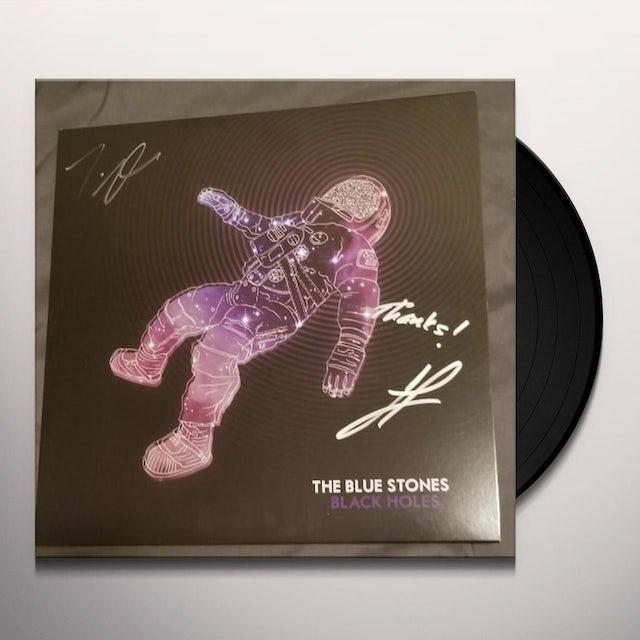 Blue Stones BLACK HOLES Vinyl Record