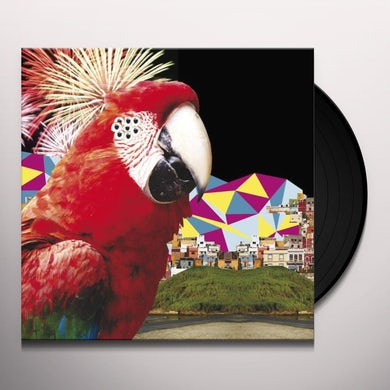 El Guincho ALEGRANZA Vinyl Record