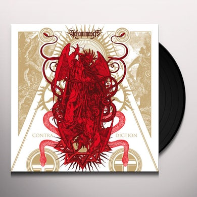 CONTRADICTION Vinyl Record