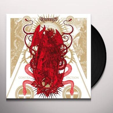 Schammasch CONTRADICTION Vinyl Record