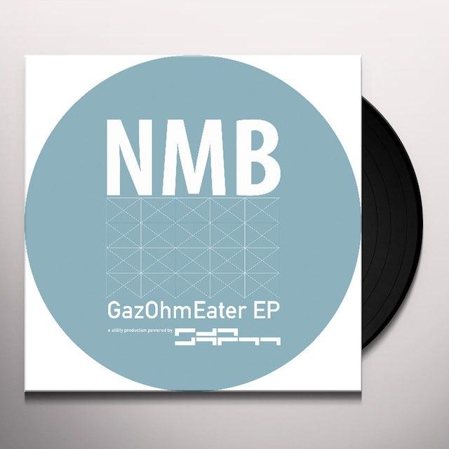 North Manc Beds GAZOHMEATER Vinyl Record