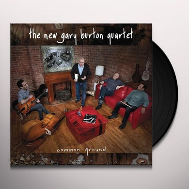 Gary Burton COMMON GROUND Vinyl Record