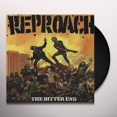 BITTER END Vinyl Record