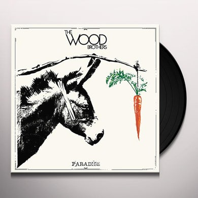 Wood Brothers PARADISE Vinyl Record