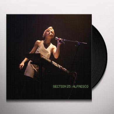 Section 25 ALFRESCO Vinyl Record
