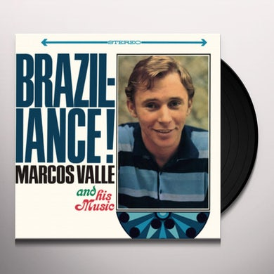 Marcos Valle BRAZILIANCE! Vinyl Record