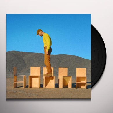 January Flower (LP) Vinyl Record