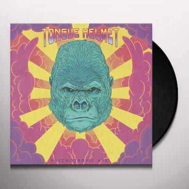 Tongue Helmet PSYCHOTROPIC APE Vinyl Record