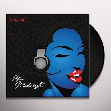 Elaquent AFTER MIDNIGHT Vinyl Record
