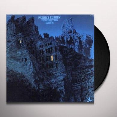 Patrice Rushen BEFORE THE DAWN Vinyl Record