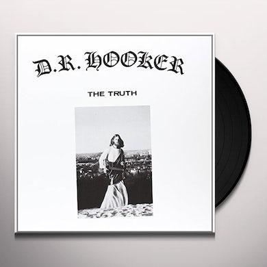 Dr Hooker TRUTH Vinyl Record