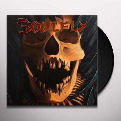 Soulfly SAVAGES VINYL Vinyl Record