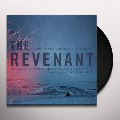 Ryuichi Sakamoto REVENANT / Original Soundtrack Vinyl Record