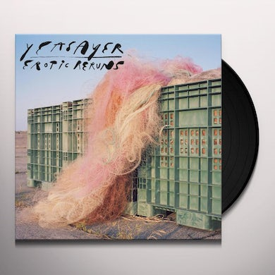 Yeasayer EROTIC RERUNS Vinyl Record