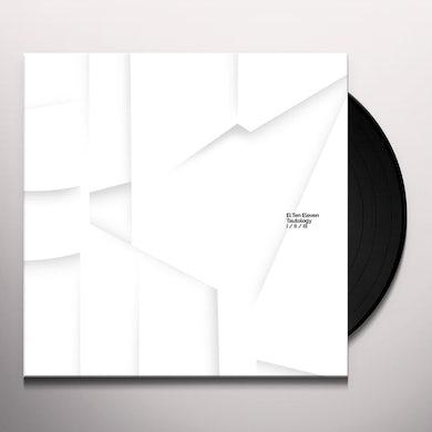 El Ten Eleven Tautology (Ultra Clear Vinyl) Vinyl Record