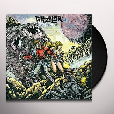 GRIZZLOR DESTRUCTOID Vinyl Record