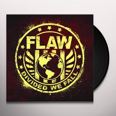 Flaw DIVIDED WE FALL Vinyl Record