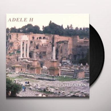 Adele H CIVILIZATION Vinyl Record