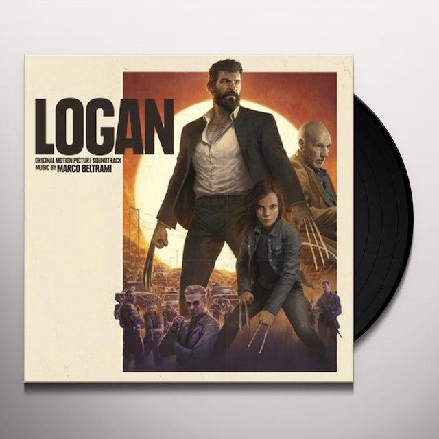 Marco Beltrami LOGAN - O.S.T. Vinyl Record