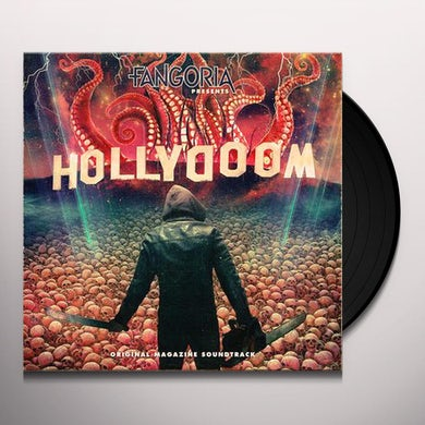 FANGORIA PRESENTS HOLLYDOOM / VARIOUS Vinyl Record