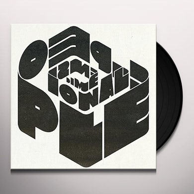 Mouse On Mars DIMENSIONAL PEOPLE Vinyl Record