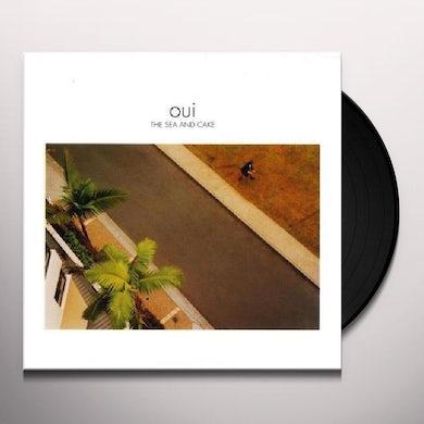 The Sea and Cake QUI Vinyl Record