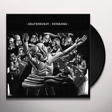 Gravenhurst OFFERINGS: LOST SONGS 2000-2004 Vinyl Record