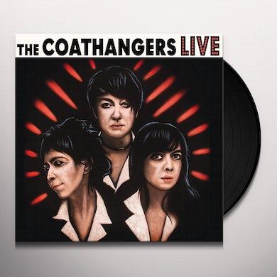 Coathangers LIVE Vinyl Record