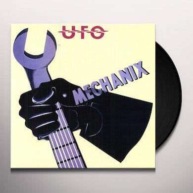 Ufo MECHANIX Vinyl Record