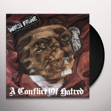 CONFLICT OF HATRED Vinyl Record