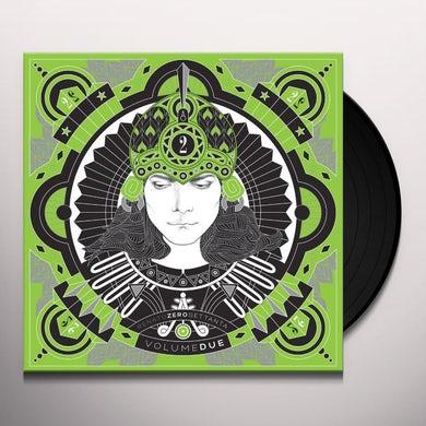 Renato Zero ZEROSETTANTA VOL 2 Vinyl Record
