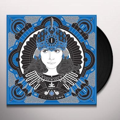Renato Zero ZEROSETTANTA VOL 1 Vinyl Record