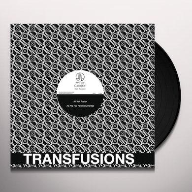 Celldod KALL FUSION Vinyl Record