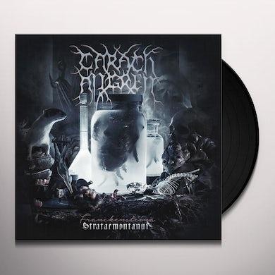 Carach Angren FRANCKENSTEINA STRATAEMONTANUS Vinyl Record