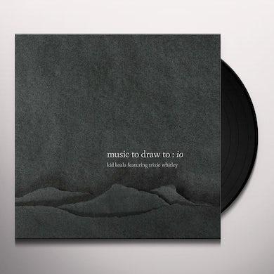 Kid Koala MUSIC TO DRAW TO: IO Vinyl Record