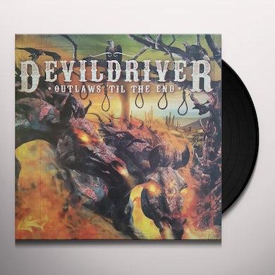 OUTLAWS 'TIL THE END 1 Vinyl Record