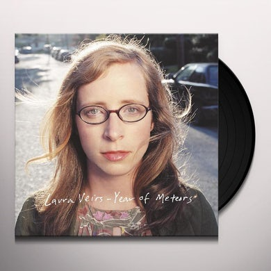 Laura Veirs YEAR OF METEORS Vinyl Record