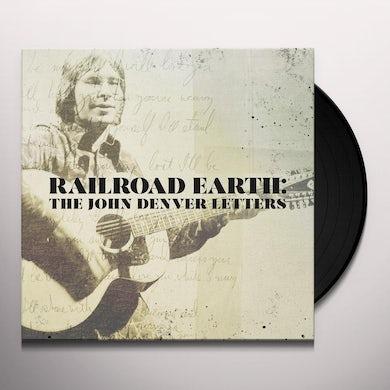 JOHN DENVER LETTERS Vinyl Record