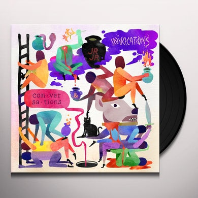 JR JR INVOCATIONS / CONVERSATIONS Vinyl Record