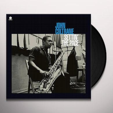 John Coltrane  SETTIN THE PACE + 1 BONUS TRACK (BONUS TRACKS) Vinyl Record