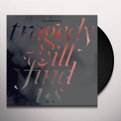 TRAGEDY WILL FIND US Vinyl Record