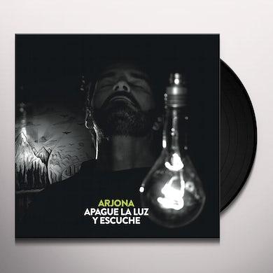 RICARDO ARJONA APAGUE LA LUZ Y ESCUCHE Vinyl Record
