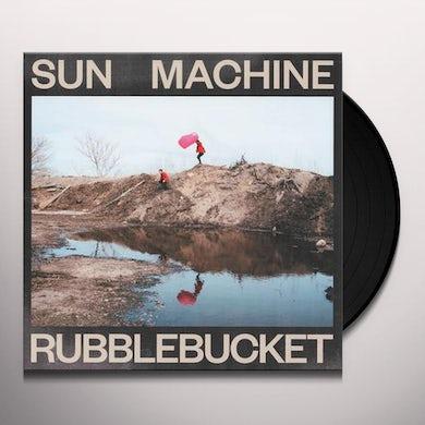 Rubblebucket Sun Machine Vinyl Record