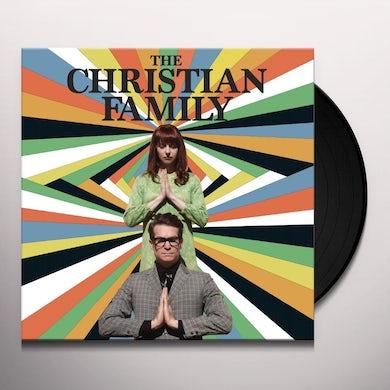 CHRISTIAN FAMILY Vinyl Record