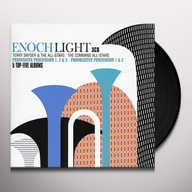 Enoch Light/Terry Snyder & The All-Stars