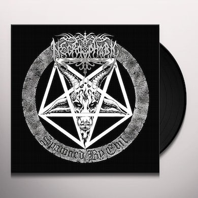 Necrophobic SPAWNED BY EVIL Vinyl Record