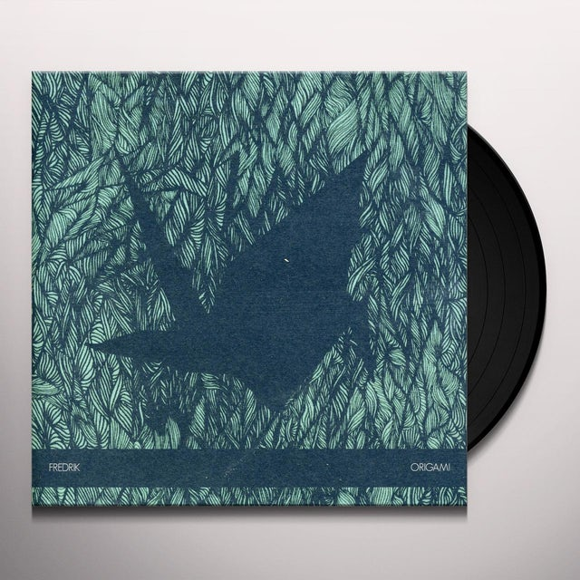 Fredrik ORIGAMI Vinyl Record