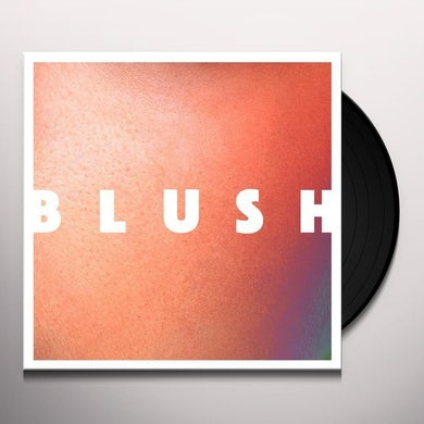 Elekfantz BLUSH Vinyl Record