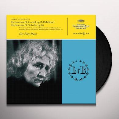Elly Ney BEETHOVEN PIANO SONATAS NOS. 8, 14, 23, 31 (2LP/180G) Vinyl Record