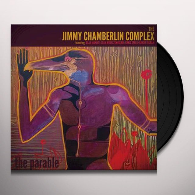Jimmy Complex Chamberlin PARABLE Vinyl Record